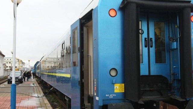 Новий вагон «Укрзалізниці» зламався, від'їхавши на 50 км від столиці Австрії