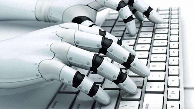 У британських ЗМІ почали публікувати статті написані роботами