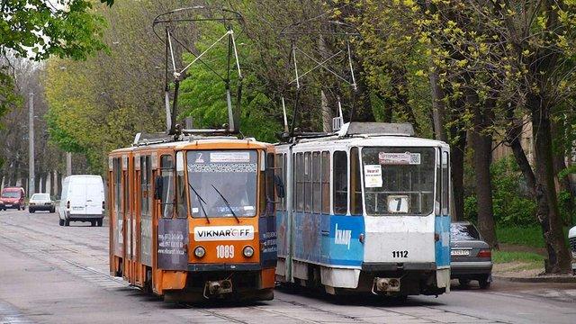 У суботу у Львові трамваї №6 та 7 змінять маршрути