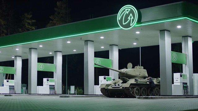 В Україні відбулися зйомки рекламних телевізійних роликів гри World of Tanks