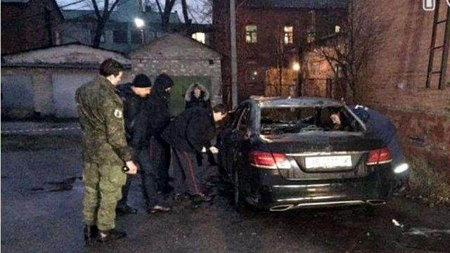 В Дніпрі невідомі підірвали автомобіль прокурора