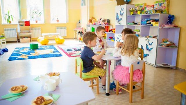 У дитсадку Львова відкриють групу з безлактозною та безглютеновою дієтою