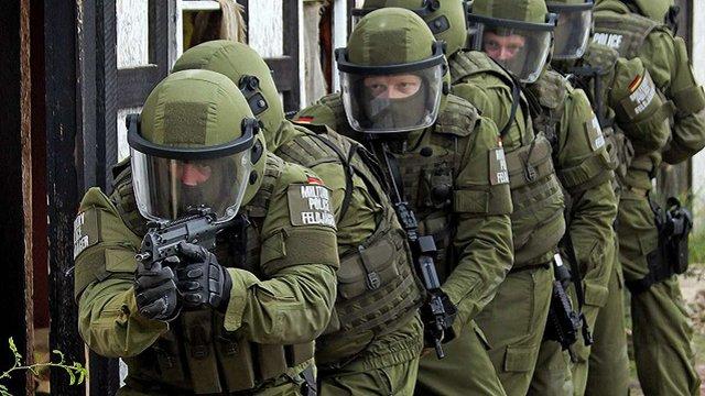 Міноборони запропонувало президенту створити військову поліцію