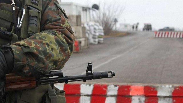 На адмінкордоні з Кримом з'являться блокпости як на Донбасі
