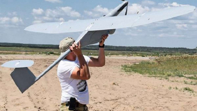 ЗСУ взяли на озброєння розвідувальний безпілотник Fly Eye