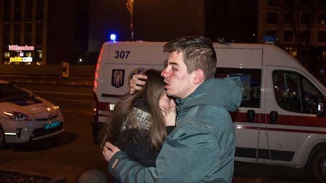 У Києві працівники піцерії побили своїх відвідувачів