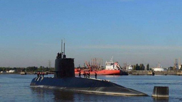 Після зникнення військової субмарини в Аргентині звільнили адмірала, командувача флотом