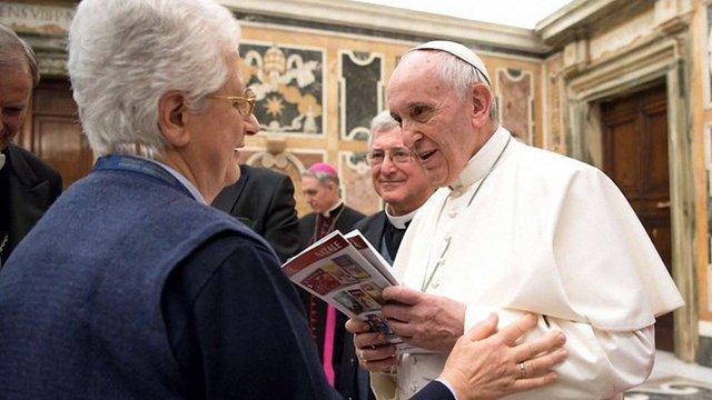 Папа Римський назвав фейкові новини «серйозним гріхом»