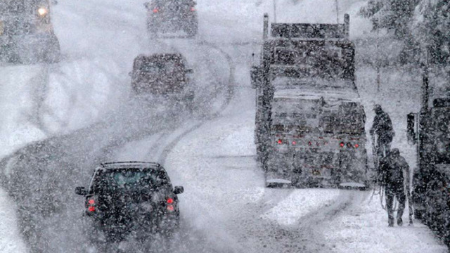 У 12 областях України оголосили штормове попередження