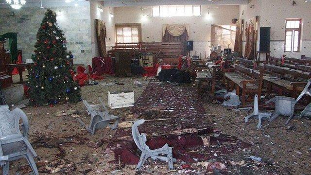 У Пакистані стався вибух у християнській церкві, загинули 8 людей