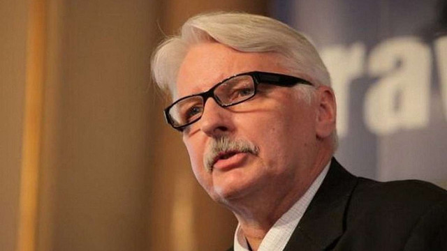Голова МЗС Польщі заявив у США, що Україна потребує зброї