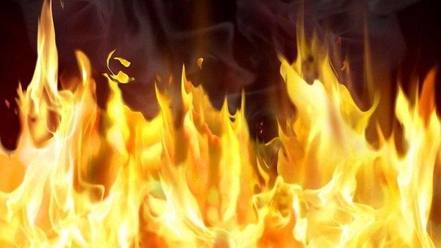 На Черкащині згоріли четверо дітей, яких матір закрила у будинку