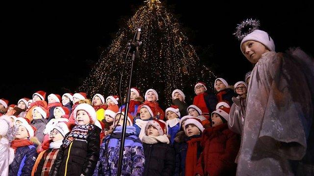У Львові оприлюднили повну програму новорічно-різдвяних святкувань