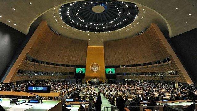 Генасамблея ООН засудила порушення Росією прав людини в анексованому Криму