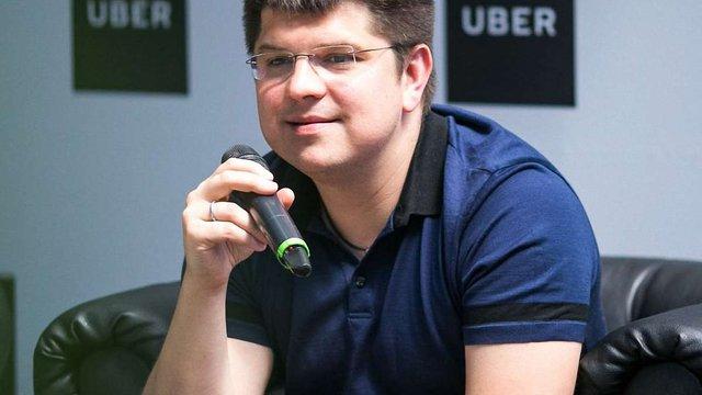 Компанія Uber відкрила регіональний офіс у Києві для Центральної та Східної Європи