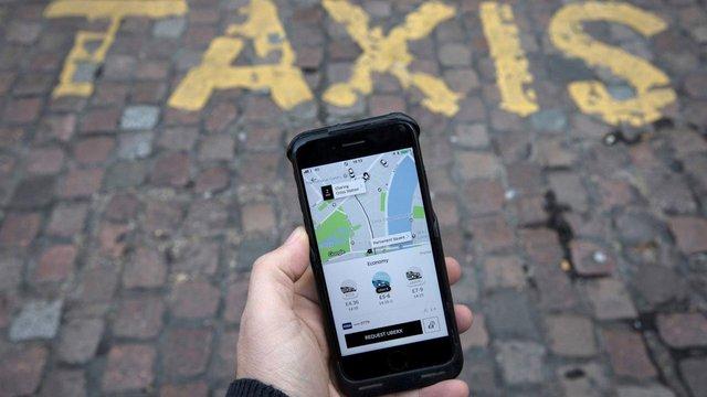 Європейський суд прирівняв Uber до звичайного таксі