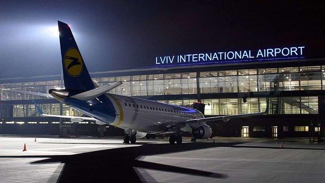 Уряд затвердив фінплан аеропорту «Львів» на наступний рік із прибутком у ₴62,7 млн