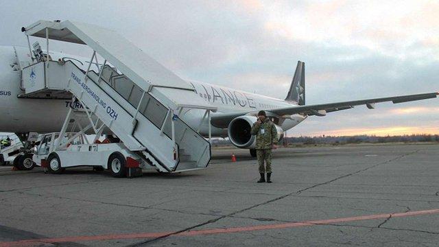 Росіянин намагався скоїти самогубство в аеропорту Запоріжжя