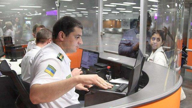 З Нового року ДПСУ планує запустити систему фіксації біометричних даних іноземців