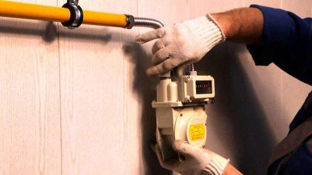 Верховна Рада ухвалила закон про порядок встановлення лічильників на газ