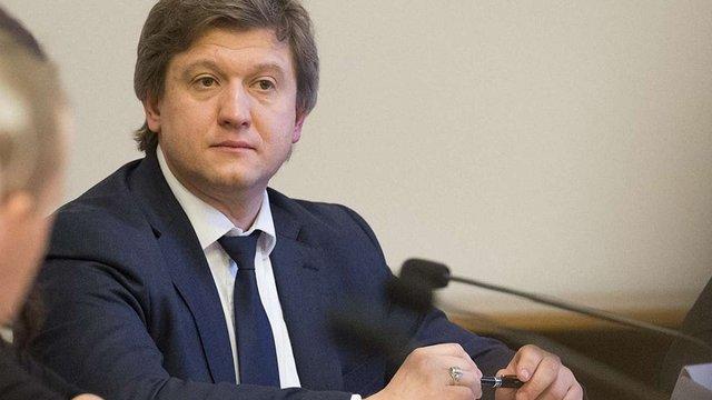 Міністр фінансів Олександр Данилюк вимагає відставки генпрокурора Юрія Луценка