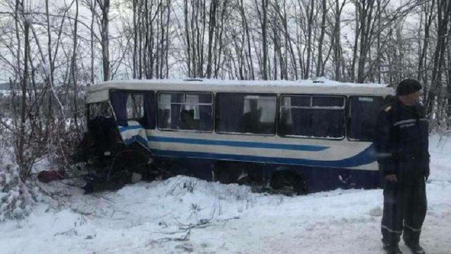 У лікарні помер водій автобуса, який потрапив у ДТП поблизу Дрогобича