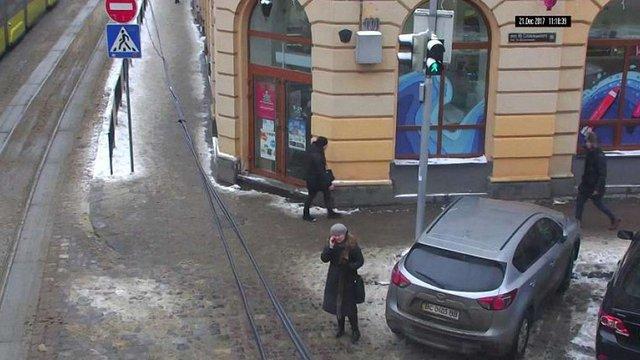 За день працівники «Львівавтодору» зафіксували 24 випадки порушення правил паркування