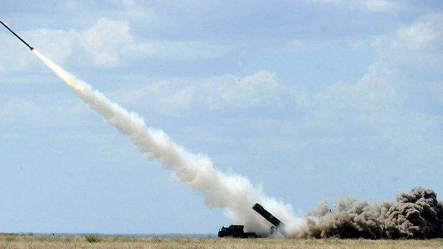 Під Одесою пройшли фінальні випробування ракетного комплексу «Вільха»