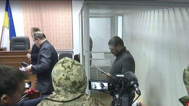Підозрюваного в державній зраді перекладача Гройсмана заарештували на два місяці