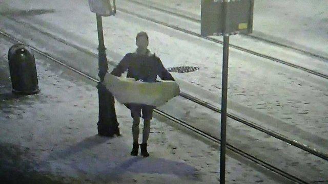 З різдвяної шопки у центрі Львова вкрали фігурку Ісуса
