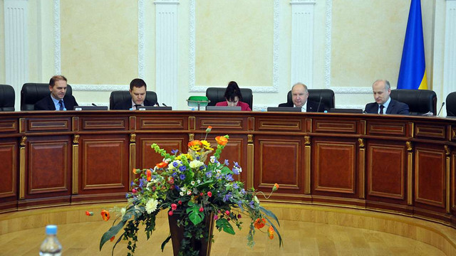Вища рада правосуддя відкрила дисциплінарну справу щодо судді, яка не заарештувала Саакашвілі