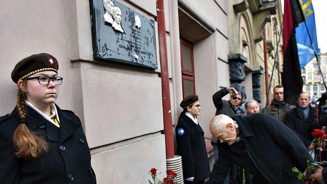 У Львові вшанували розстріляних 85 років тому членів ОУН