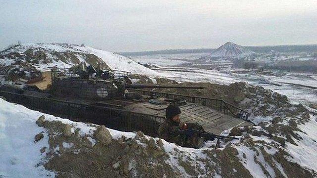Бойовики порушили «різдвяне» перемир'я у зоні АТО