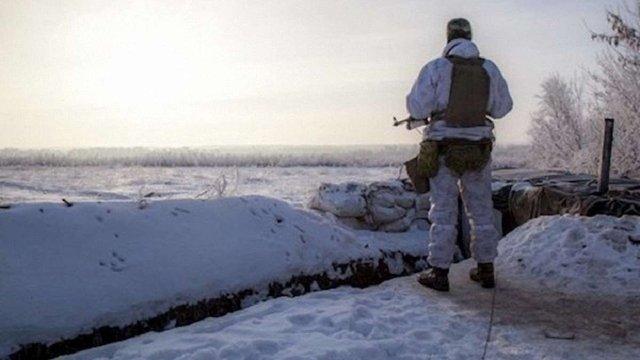 У зоні АТО 23 грудня загинув один український військовий