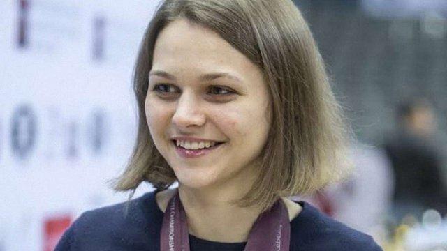 Анна Музичук заявила, що готова втратити титули через небажання їхати до Саудівської Аравії