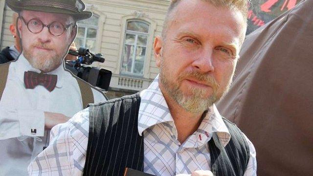 Артист Антін  Мухарський оголосив про закриття проекту «Орест Лютий»
