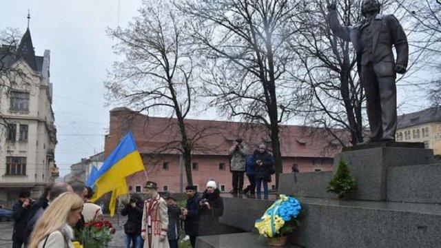 У Львові відзначили 80-ту річницю з дня народження В'ячеслава Чорновола