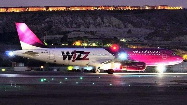 Wizz Air переніс на два місяці відкриття рейсів з Києва в Лісабон і Таллінн