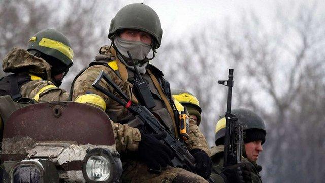 У зоні АТО бойовики продовжують прицільні обстріли українських позицій