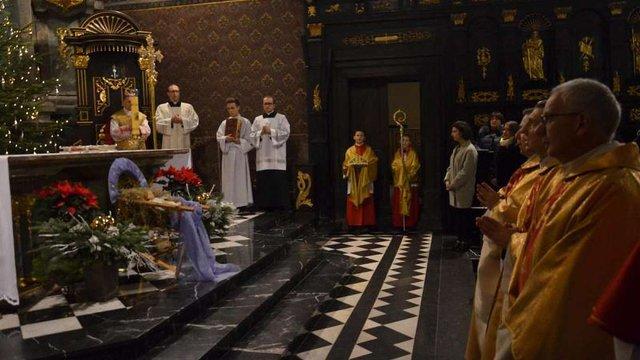 У Латинській катедрі у Львові відбулась традиційна Різдвяна Меса