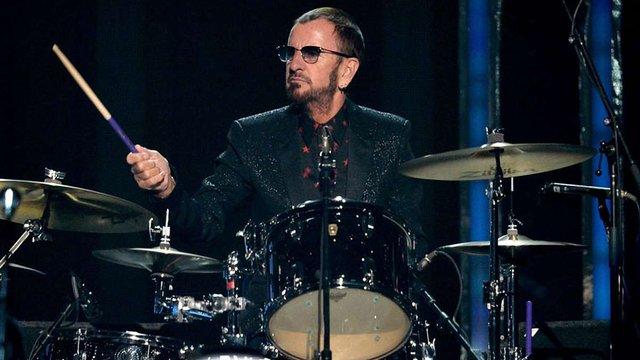 Екс-ударник The Beatles Рінго Старр стане британським лицарем