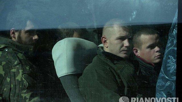 Російські ЗМІ назвали дату запланованого обміну полоненими на Донбасі