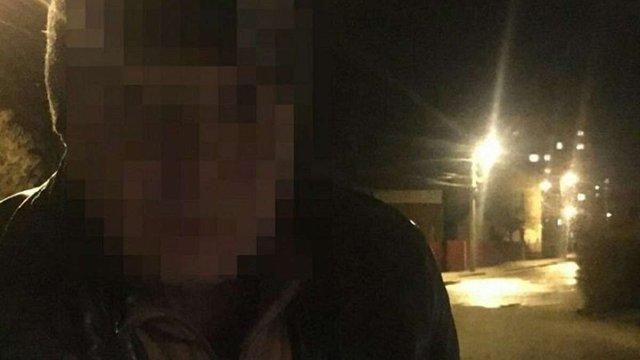 Патрульні затримали п'яного чоловіка, що погрожував пістолетом на Левандівці