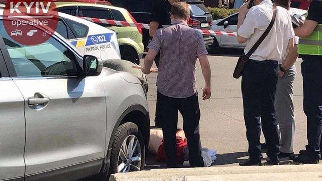 Поліція затримала підозрюваних у вбивстві екс-директора «Укрспирту»