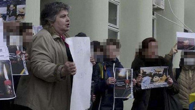 Українку в Криму засудили до двох років умовно за дописи в соцмережах