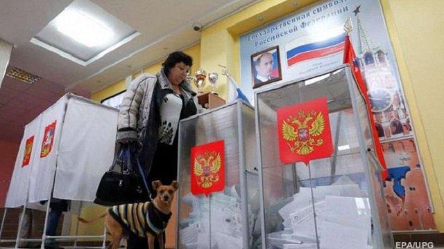Росія не запрошуватиме спостерігачів з України на вибори президента
