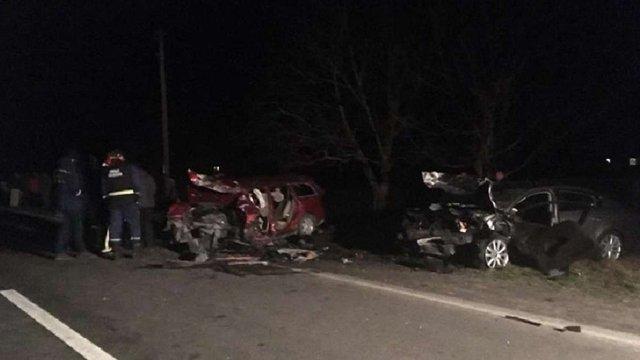 Унаслідок ДТП  на трасі Львів-Ужгород загинули двоє людей, ще двоє госпіталізовані