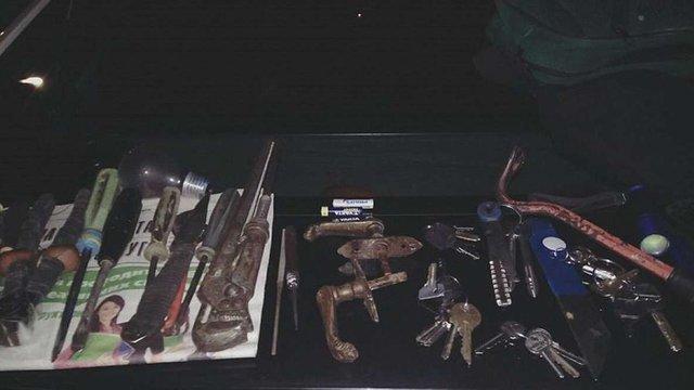 У Львові патрульні затримали злодія, який перебував під домашнім арештом