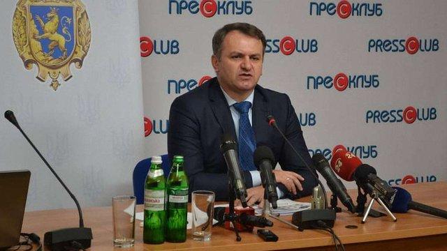 Синютка пообіцяв будувати сміттєпереробні заводи на Львівщині у другій половині 2018 року