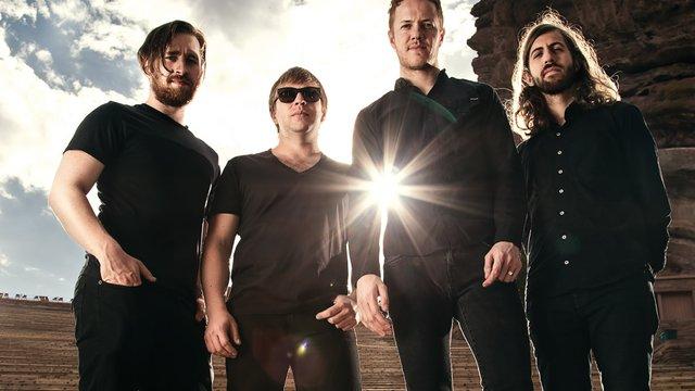 В Україні вперше виступить рок-гурт Imagine Dragons